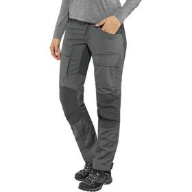 Lundhags Authentic II Spodnie Kobiety regular szary